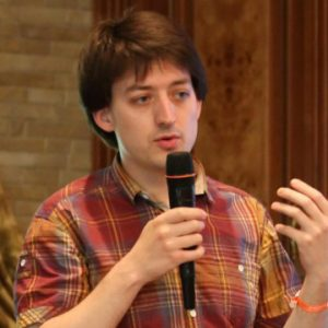 Raphaël Vinot, MISP Developer from the Computer Incident Response Center Luxembourg (CIRCL)