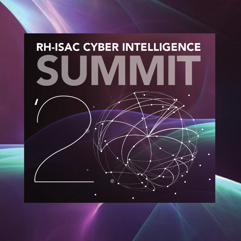 RH-ISAC Cyber Intelligence Summit '20