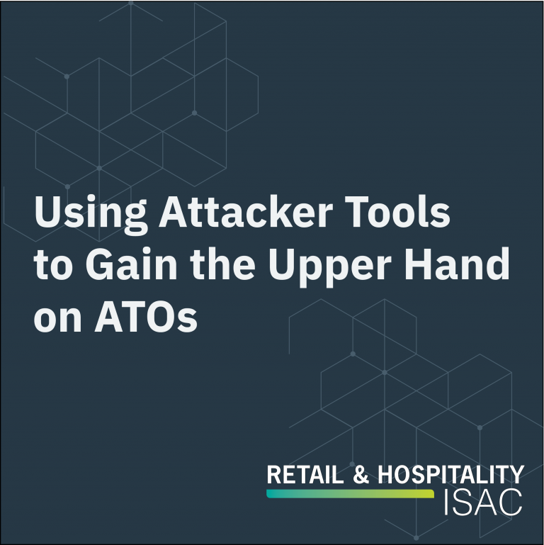 Using Attacker Tools to Gain the Upper Hand on ATO