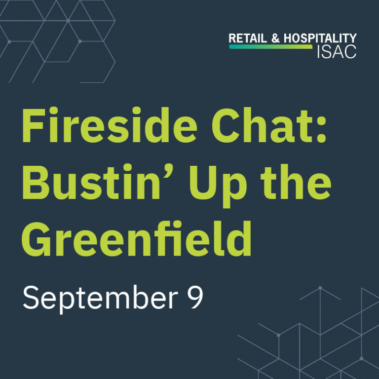 Bustin' Up the Greenfield