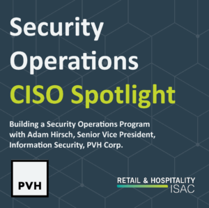 Security Operations CISO Spotlight