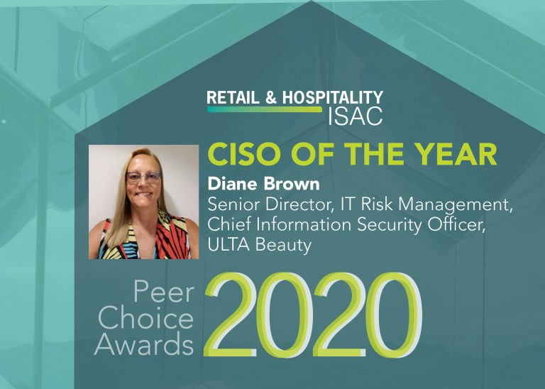 CISO OF THE YEAR: DIANE BROWN, UTLA BEAUTY