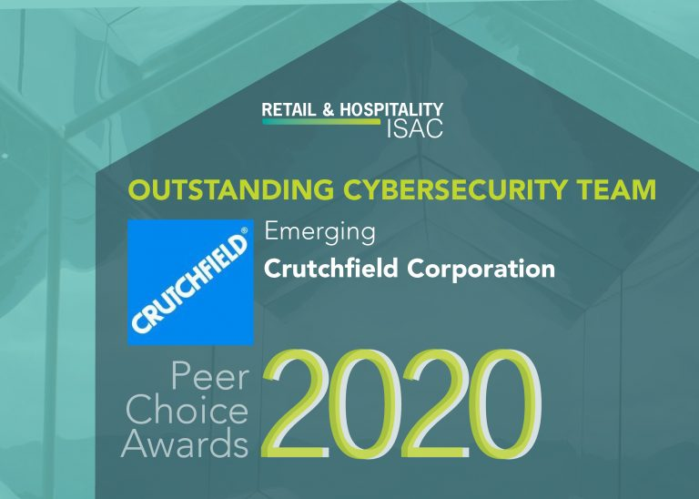Outstanding Cybersecurity team: Emerging: Crutchfield