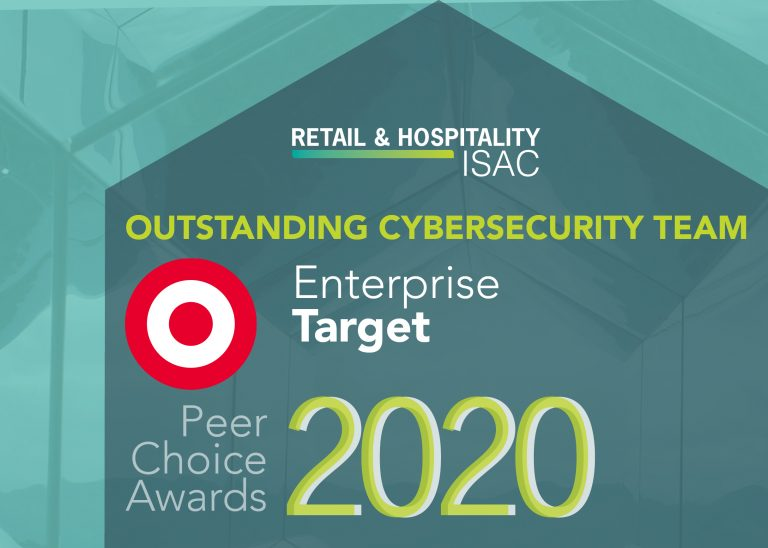 Outstanding Cybersecurity Team: Target
