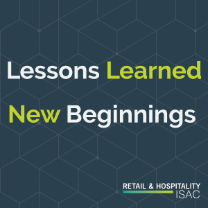 Lessons Learned New Beginnings